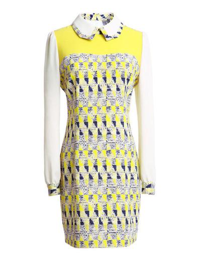 /women-vingtage-geometry-print-pencil-dress-p-670.html