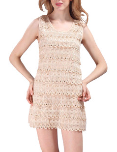 /de/beautifully-printed-embroidered-sleeveless-vest-skirt-dress-beige-p-4342.html
