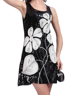/sequins-maxi-floral-embroidered-tank-dress-party-dress-black-p-3744.html