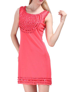 /fr/geometric-beading-embroidery-sequined-dress-watermelon-red-p-4488.html