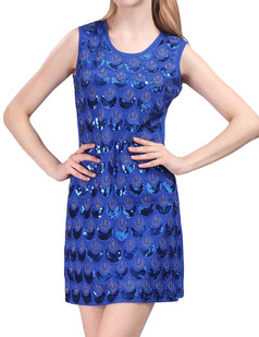 /embroidered-sequined-sleeveless-vest-dress-blue-p-4228.html