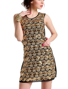 /embroidered-sequined-sleeveless-vest-dress-gold-p-4236.html