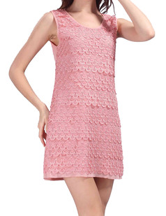 /lace-fishscale-detail-attractive-party-dress-pink-p-3640.html