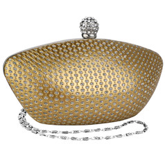 /ru/shimmer-leatherette-rhinestone-closure-boat-shaped-hard-case-clutch-evening-handbag-w2-detachable-chains-p-37.html