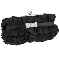 /ruffle-rhinestone-bow-clutch-baguette-handbag-evening-shoulder-bag-purse-p-47.html