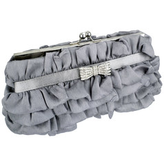 /ruffle-rhinestone-bow-clutch-baguette-handbag-evening-shoulder-bag-purse-p-48.html
