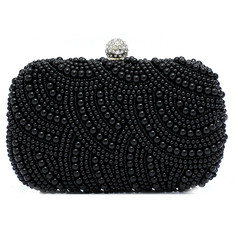 /vogue-pure-handmade-pearl-beads-rhinestone-closure-evening-clutch-rectangle-cocktail-bag-handbag-purse-2-chain-straps-p-135.html