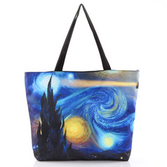 /van-gogh-starry-night-galaxy-printing-tote-shopping-bag-p-223.html