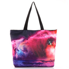 /galaxy-space-universe-starry-sky-evening-glow-on-sea-tote-shopping-bag-p-224.html