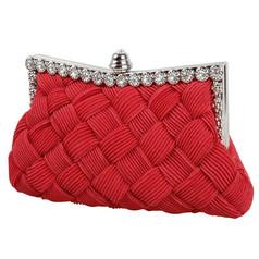 /women-cross-weave-pleated-satin-rhinestone-clutch-handbag-bags-p-238.html