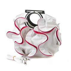 /white-lily-vibrant-red-large-ruffles-faux-leather-double-handle-handbag-wshoulder-strap-p-436.html