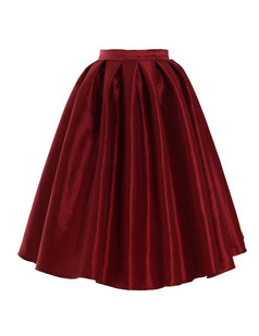 /high-waist-a-line-pleated-midi-bubble-red-p-2968.html