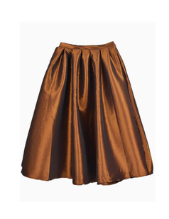 /high-waist-a-line-pleated-midi-bubble-brown-p-2962.html