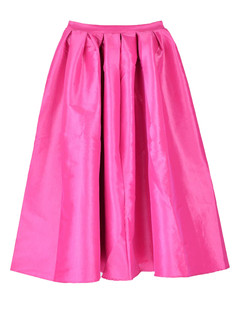 /rose-red-high-waist-a-line-pleated-midi-bubble-skirt-p-1327.html