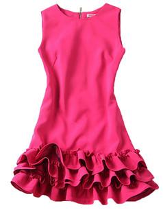 /sleeveless-frill-layered-fungus-hem-shift-dress-p-3580.html