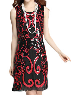 /art-deco-pattern-sequin-embellished-shift-dress-red-p-4996.html