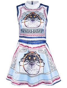 /sleeveless-stand-up-collar-stamp-print-a-line-dress-p-3826.html