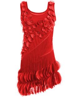 /red-flower-fringe-ornate-double-side-petal-hem-dress-p-6266.html