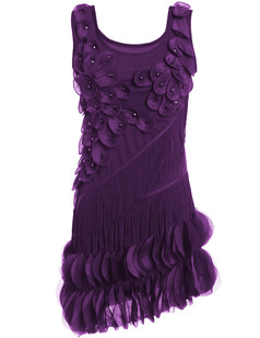 /purple-flower-fringe-ornate-double-side-petal-hem-dress-p-6268.html