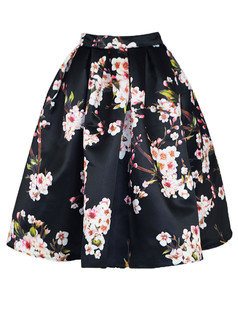 /elegant-peach-plum-a-line-pleated-bubble-skirt-black-p-3856.html
