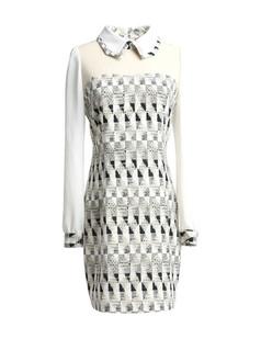 /women-vingtage-geometry-print-pencil-dress-p-665.html