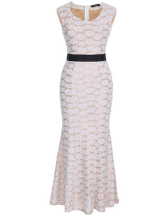 /beige-floral-lace-slim-long-bridesmaid-maxi-dress-p-6646.html