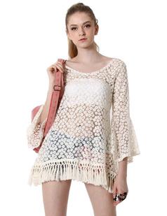 /crop-sleeve-embroidery-floral-lace-tassel-hem-mini-dress-p-899.html
