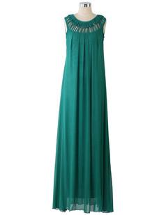 /green-sleeveless-caga-cutout-hollow-sleeveless-maxi-dress-p-1188.html