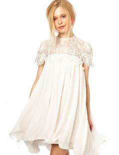 /fr/crochet-leaves-lace-dipped-hem-chiffon-dress-p-1578.html