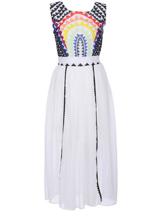 /triangular-print-sleeveless-white-maxi-dress-p-2560.html