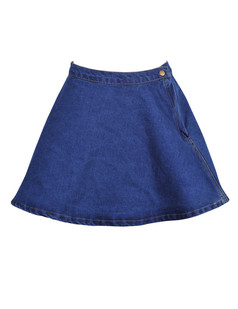 /blue-high-waist-aline-flared-denim-skate-skirt-p-1394.html