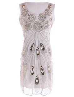 /white-embroidered-floral-deco-peacock-feather-scallop-hem-dress-p-6502.html