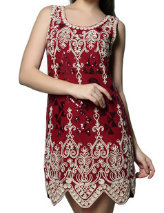 /baroque-pattern-scallop-hem-embroidered-dress-red-p-6730.html