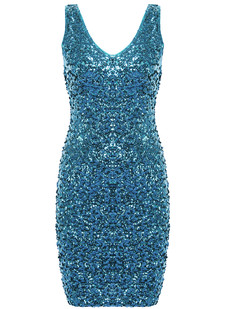 /lake-blue-sequins-glitter-deep-v-neck-party-dress-p-6470.html
