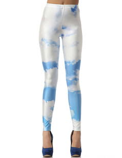 /blue-sky-and-white-clouds-print-bodycon-legging-p-835.html