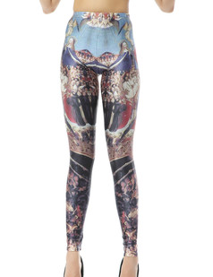 /women-church-mural-christian-painting-print-stretchy-bodycon-tights-leggings-pants-p-315.html