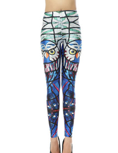 /women-glass-parrot-animal-print-leggings-p-323.html