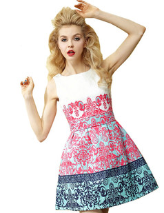 /paisley-royal-baroque-floral-embossed-aline-dress-p-1564.html