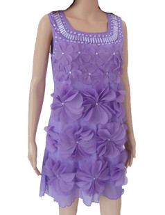 /purple-3d-flower-gem-stone-bead-neckline-shift-dress-p-1559.html