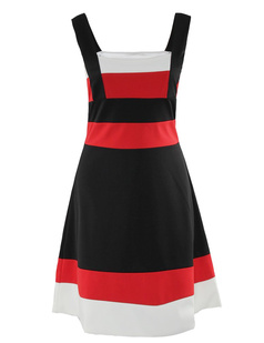 /women-highwaist-colorblocked-aline-back-zip-min-dress-p-721.html