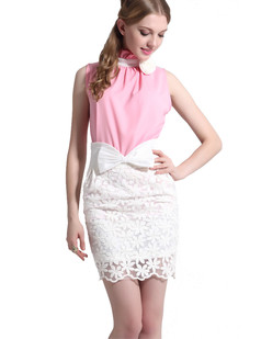 /embroidery-floral-lace-layer-lining-high-waist-bow-skirt-p-741.html