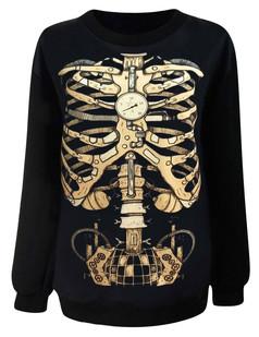 /clock-skull-skeleton-print-jumper-p-5758.html