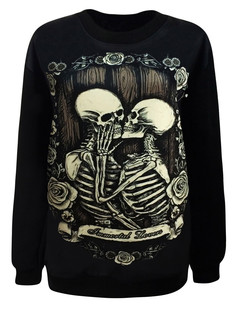 /kiss-coulple-skull-skeleton-print-jumper-p-5720.html