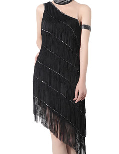 /ru/one-shoulder-tiered-tassels-asymmetric-hem-dress-p-5056.html