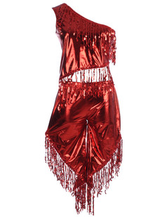 /lame-one-shoulder-sequin-fringe-trim-jumpsuit-p-4426.html