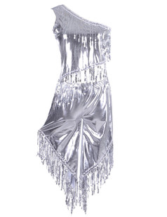 /lame-one-shoulder-sequin-fringe-trim-jumpsuit-silver-p-4432.html
