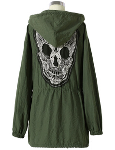 /army-greenmilitary-back-lace-back-skull-hooded-coat-p-1075.html