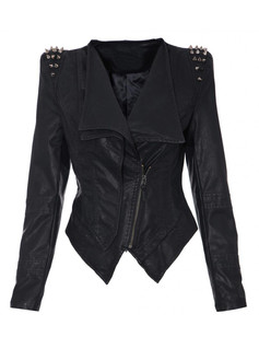 /women-studs-shoulder-pads-faux-leather-black-biker-blazer-jacket-p-386.html