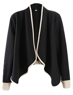 /lapel-long-sleeve-contrast-trims-coat-black-p-5794.html