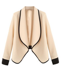 /lapel-long-sleeve-contrast-trims-coat-beige-p-5792.html